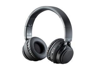 2-in-1 Bluetooth Headphones with External Speakers