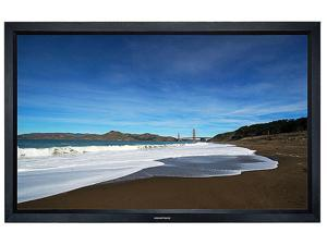 150-inch, 16:9 HD White Fabric Fixed Frame Projection Screen