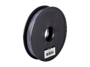 MP Select ABS Plus+ Premium 3D Filament, 0.5kg 1.75mm, Gray