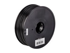MP Select ABS Plus+ Premium 3D Filament, 1kg 3mm, Black