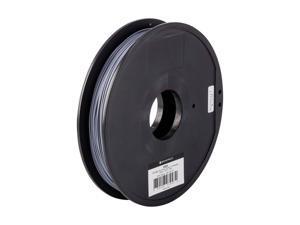 MP Select PLA Plus+ Premium 3D Filament, 0.5kg 1.75mm, Gray