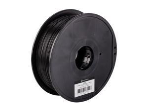 MP Select PLA Plus+ Premium 3D Filament, 1kg 1.75mm, Black