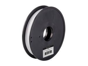 MP Select ABS Plus+ Premium 3D Filament, 0.5kg 1.75mm, White