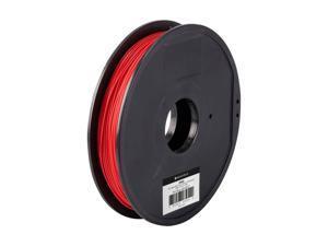MP Select ABS Plus+ Premium 3D Filament, 0.5kg 1.75mm, Red