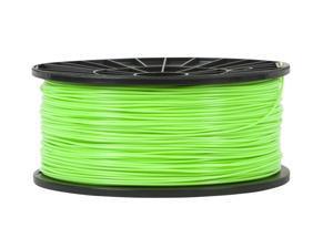 Monoprice Premium 3D Printer Filament ABS 3MM 1kg #47;spool, Bright Green