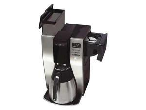 Programmable Coffee Maker, Silver ,Mr. Coffee, BVMC-PSTX91