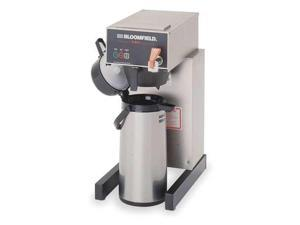 Commercial Electronic Airpot Coffee Brewer, Bloomfield, 4A-1082AF-120V