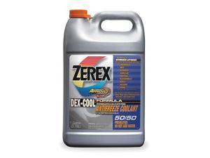 ZXELRU1 Antifreeze Coolant, DEX-COOL(R), 1 Gallon