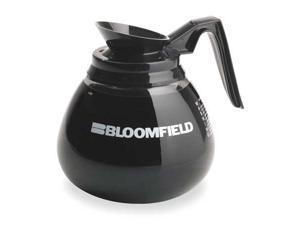 BLOOMFIELD 4H-REG8903BL3 Glass Decanter, Regular