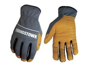 Youngstown Glove Co. Size L Hybrid Plus 3D Pattern Gloves,12-3180-70-L