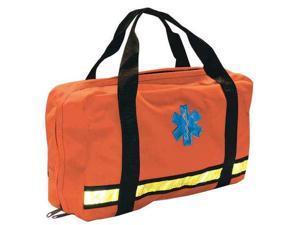 "16"" Flat Pac Bag, Orange ,Emi, 847"