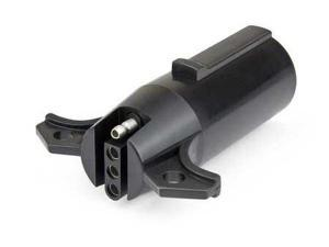 REESE 85232 Wiring Adapter, 7-Way Pin to 4-Way Flat