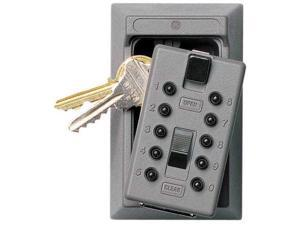 KIDDE 1015 Lock Box, Surface Mount, 5 Keys