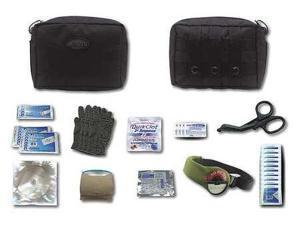 EMI 9141 Emrgncy Medical Kit, 26 Components, Blk