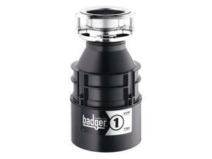 IN-SINK-ERATOR BADGER 1 WITH CORD Garbage Disposal, Badger 1, 1/3 HP