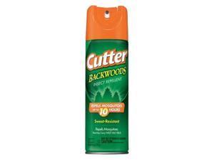 CUTTER HG-96280 Insect Repellent, 6 oz., Aerosol