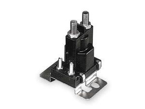White Rodgers  120-105711 Solenoid, SPNO, 12 VDC Isolated Coil, 16 Ohms Coil Resistance, Continuous Duty, Normally Open Continuous Contact Rating 100 Amps, Inrush 400 Amps