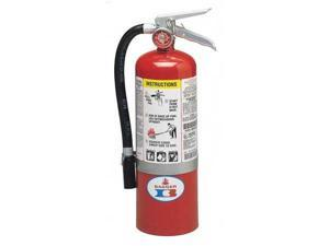 Fire Extinguisher, 5 lb. Capacity, Dry Chemical, 5MB-6H, Badger