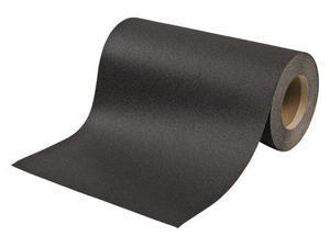 BRADY 78194 Antislip Tape, Black, 12 In x 60 ft.