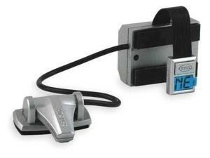 BELL 29001-8 Digital Mirror Mount Compass,Silver