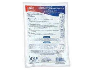 "7-1/4"" and 8-3/4"" Reusable Cold/Hot Pack Kit, Dmi, 614-0056-9724"