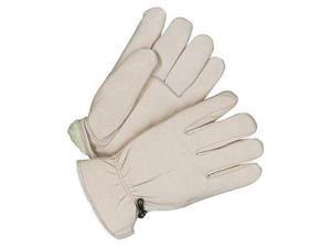 Bob Dale Size M Leather Gloves,20-9-770-M