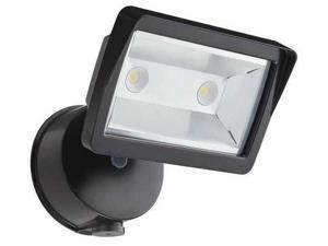 """6-7/16"""" LED Floodlight, Acuity Lithonia, OLFL 14 PE BZ"""