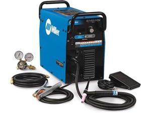 MILLER ELECTRIC 907627 TIG Welder, Diversion 180, 120-240VAC