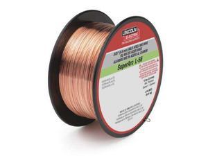 LINCOLN ELECTRIC ED030583 MIG Welding Wire, L-56, .025, Spool