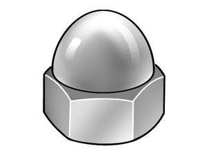 CPB003 Acorn Nut, 8-32, Pk5