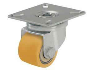 Swivel Plate Caster,Poly,1-3/8 in.,220 lb., LPA-VSTH 35K