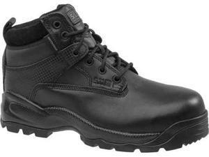 5.11 TACTICAL 12019 Boot, Composite, 11W, Sidezip/Lace, Black, Pr