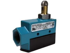 Enclosed Limit Switch, 600VAC/250VDC, Honeywell Micro Switch, BZE6-2RQ8