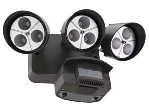 ACUITY LITHONIA OFLR 9LN 120 MO BZ M2 Motion Security Light, Dual Motion, Bronze