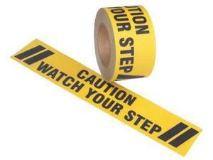 54 ft. Antislip Tape, Jessup Manufacturing, 4100-3x54-Caution-Watch-RL