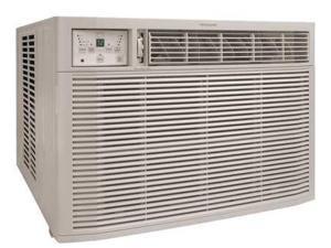 Gray Window Air Conditioner w/Heat, FFRH25222, Frigidaire