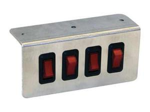 4-3/4 Panel Switch Panel, Buyers Products, 6391004