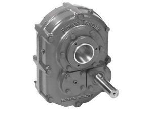 HUB CITY PT23203-25 Speed Reducer, Indirect Drive, 25:1