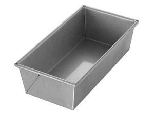 CHICAGO METALLIC 49115 Bread Pan, Single, Glazed, 10x5