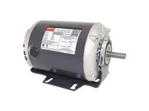 DAYTON 6K778 Motor, 1/3 HP, Split Ph, 1725 RPM, 115 V
