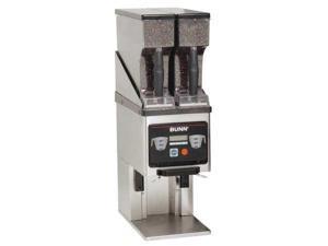 Multi-Hopper Coffee Grinder, Stainless Steel ,Bunn, MHG