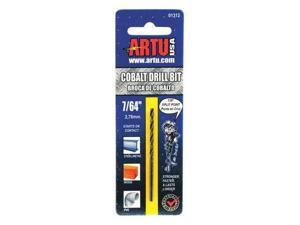 ARTU 01312 Jobber Bit, 7/64 In., Cobalt Steel