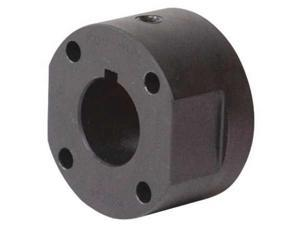 TB WOOD'S 7SCH138 Shaft Coupling, Steel, 1-3/8 in. Bore D