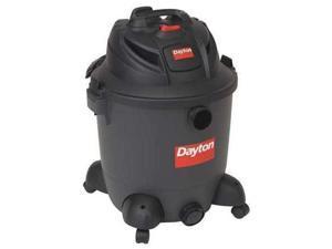 """16-3/4"""" Wet/Dry Vacuum, Dayton, 12Z214"""