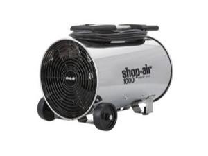 "11"" Portable air circulator"