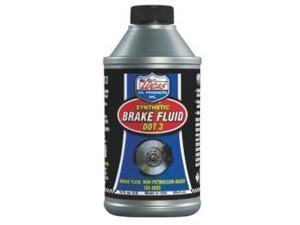 DOT 3 Brake Fluid 12oz, 12pc