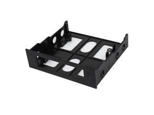 "3.5"" to 5.25"" Drive Bay Computer Case Adapter Bracket USB Hub Floppy"