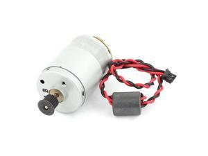 DC 10V 2700RPM High Torque Cylindrical Permanent Geared Motor for Wind Generator