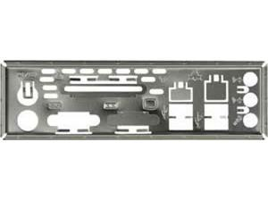 Biostar 47-RIOBRACKET-39 Replacement Motherboard I/O Shield