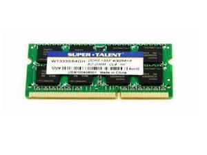 Super Talent DDR2-800 SODIMM 1GB/128x8 Hynix Chip Notebook RAM Memory